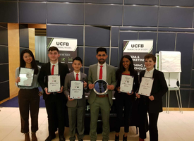 Enterprise Challenge Winners 2019