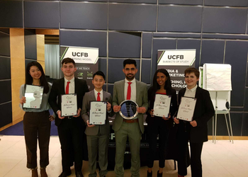 The Compton Win Enterprise Challenge 2019