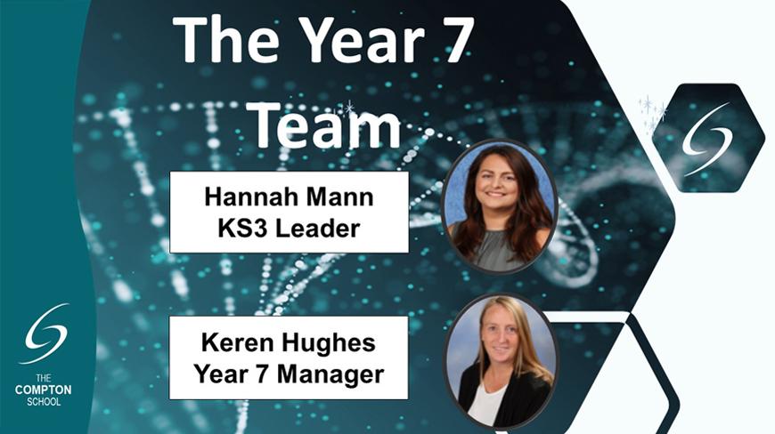 Year 7 Team