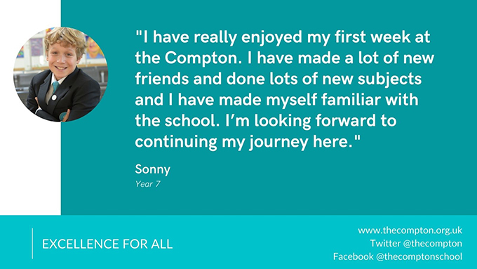 Sonny's feedback