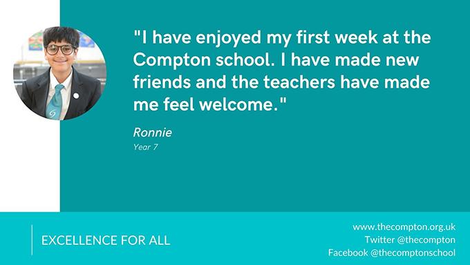 Ronnie's feedback