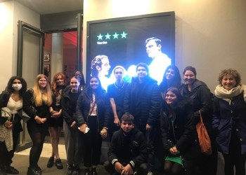 A Level Old Vic Theatre Trip
