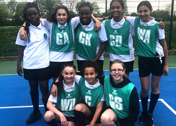 Year 7 Girls Netball