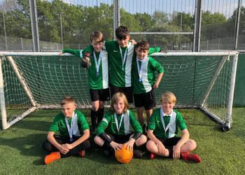 Year 7 Boys 6-a-side Football Tournament