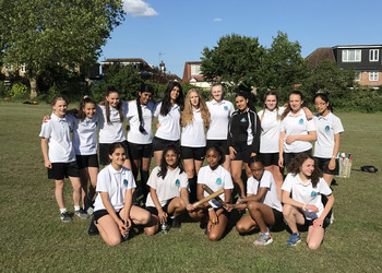 Year 9 and 10 Rounders