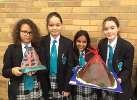 Y7 geography model volcano competition 01
