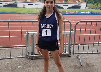 Student Success at Middlesex Athletics Championships