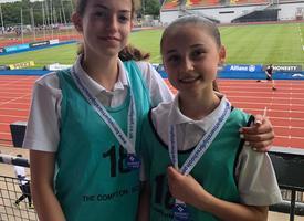 Athletics barnet championships 01