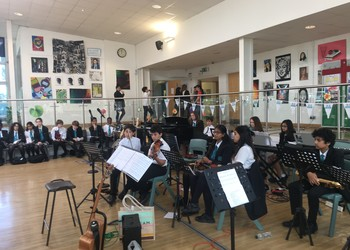 Music Lunchtime Concert