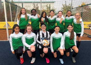 U13 Girls Middlesex Cup