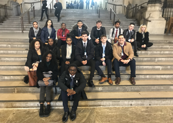 Year 12/13 Politics Trip to Parliament
