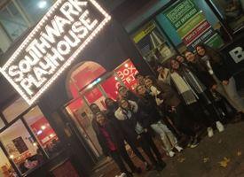 Y1213 southwark playhouse trip
