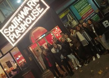 Y12 and 13 Drama trip to Southwark Playhouse