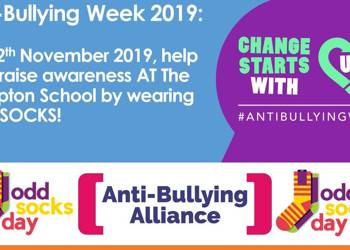 Anti-Bullying Week: 12/11/19
