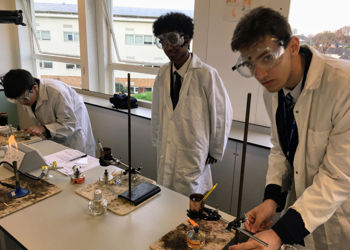 Year 12 Chemistry Practical