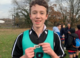 Middlesex cross country championships