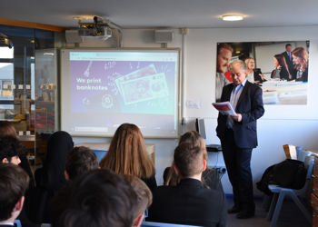 GCSE Economics - Bank of England Guest Speaker