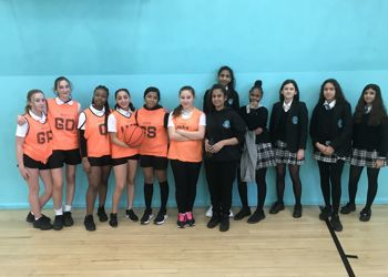 Year 9 Girls Interform Basketball