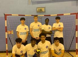 U15 boys handball v thomas