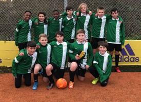 Year 7 football team
