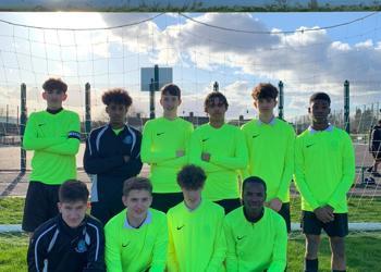 Year 10 Boys Football V London Academy
