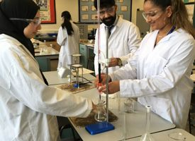 A level redox titration 02
