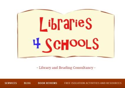 Libraries 4 schools image