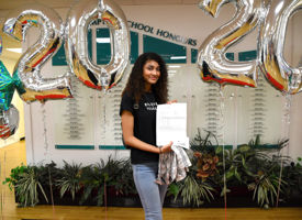 Gcse results day 2020 photo 05