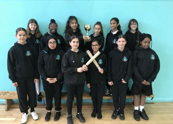 Year 7 Girls' Rounders Final