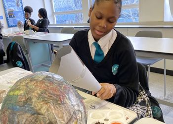 Health & Social Care students get creative using P.I.E.S